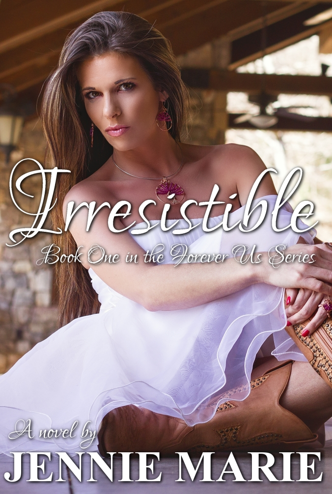 Irresistible eBook Cover